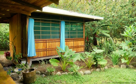 minimalist cabin in jungle, jungle cabin, costa rica, osa peninsula, www.restartexperiment.com, off-grid living