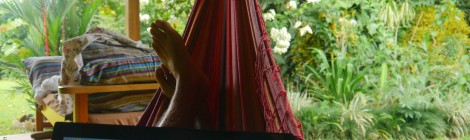 www.restartexperiment.com, hammock, costa rica, jungle living, writer