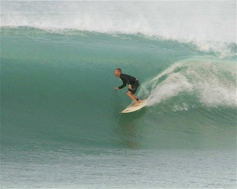 Jim on Wave